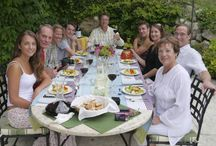 Just France client photos / Our clients enjoying themselves