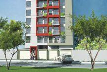 Condominio Olavegoya / Edificio conformado por 01 torre de 19 pisos con un total de 37 departamento. Ubicación: Calle Olavegoya 1938, Jesús María. Fecha de entrega: Junio del 2010