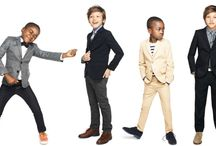 children suits and cacual wear