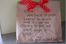 Back to School Ideas / by Kim Augeri