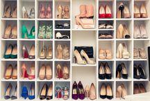 Organização sapato