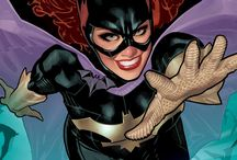Batgirl / A prodigy ahead of her time? Check. Fought toe-to-toe with Gotham's most unsavory? Double-check. Bailed out the Dark Knight on countless occasions? Capital C check. / by DC Comics