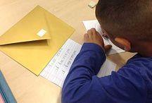 Tips van de Schoolschrijvers / Schoolschrijvers geven praktische tips en handvatten voor creatieve taallessen in de klas.