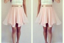 My Favorite Outfits <3 / Outfits that are amazing and beautiful to wear, that I wish I had. :) / by Kimberly Torres