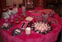 Mya's monster high birthday  / by Nichole Connelly