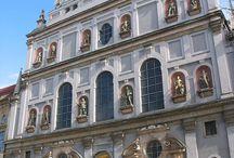 barokní architektura v německu