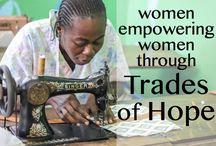 Trades of HOPE  / by Jodea Johnson