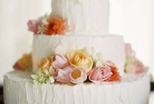 Wedding Cake, Rustic