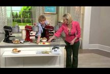 How to assemble and use appliances / by The KitchenAid Lady on Q