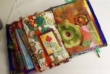 Fabric Journal Inspiration