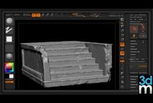 Zbrush for structure
