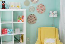 Craft room / by Elizabeth Thompson