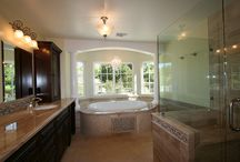 Beautiful Bathrooms / A selection of great bathrooms and features