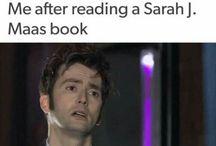 Sarah J. Maas Books