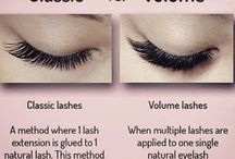 lashes to lashes