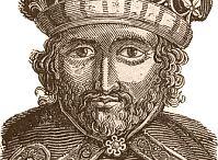 Clotaire IV (685 -719) Roi des Francs d'Austrasie (717-719) / Roi des Francs d'Austrasie (717-719) Préd: Dagobert III, Succ: Chilpéric II (réunion de tous les royaumes francs)- Mérovingien né vers 685, décès en 719.