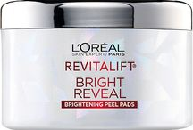 #BrightReveal / My favourite from L'Oréal RevitaLift® Bright Reveal products! #contest #Influenster #obsessed
