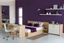 Purple Bedroom - Ideas