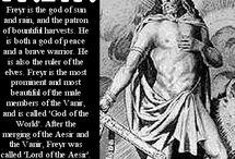 Norse mythology and stuff