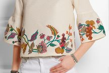 blouse embroidery