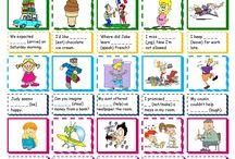 ESL Grammar and Vocabulary