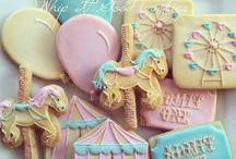 Печенье цирк