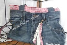 Denim Jeans DIY