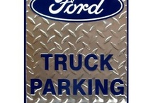 FORD TRUCKS / by Tim McDaniel