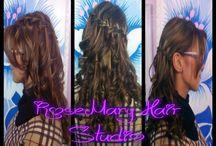 hair braide..!