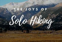 Solo Hiking