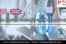 Oracle Sales Cloud CRM Training / Rudra IT Solutions is one of the Promote leading IT Services and Oracle Sales Cloud-CRM Online Training  solutions along with IT Online training conservatory, with latest Industry offering technology in Hyderabad,India, USA, UK, Australia, New Zealand, UAE, Saudi Arabia,Pakistan, Singapore, Kuwait.   About Course Details:-- http://www.rudraitsolutions.com/fusion-applications/oracle-sales-cloud-.php