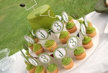 Football tailgating party ideas / by Cindy Cowles