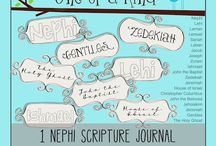 LDS Scripture Study / by Stephanie Newhard