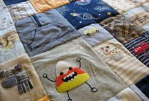 Quilt/blanket ideas  / by Anthia Portlock