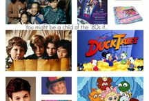 My Childhood-the 80s!!