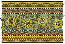 Indian Textile Patterns