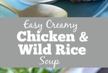 Fun with Soup / Yummy soup recipes!