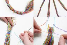 Jewelry DIY / Jewelry making tutorials of all sorts--bracelets, necklaces, earrings, and more.  Any technique, including wire wrapping, beading, metalwork, etc.