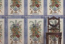 Moorish Mosaics / Can you feel the warm sun and patina of time in these richly textured mosaic patterns?