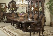 dining room decor / dining room decor