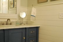 Powder room ideas / by Holly Reynolds