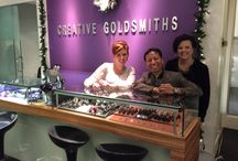 Our Special Events / http://www.creativegoldsmiths.ca/ How we celebrate our loyal clients