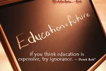 Education Nation / by Sandy Klickstein Edo