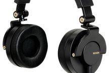 Head & Ear phones