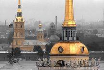 Санкт-Петербург St. Petersburg