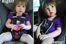 Car seat safety / by Krystal Renfrow