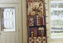Display your quilts