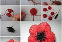 yapma çiçek
