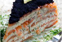 Caviar dıshes