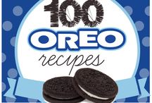 Oreo Cookie Recipes / by Donna J Miller